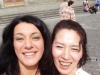 イタリア語学学校留学&ジュエリー製作を体験された大貫みどりさんのインタビュー