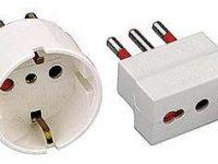 イタリアの電圧とプラグについて 「注意!!実は、2種類のコンセントがあるんです!」