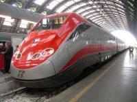 イタリアの新幹線ユーロスターの乗り方、切符の買い方