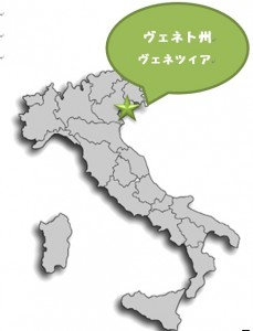 venezia mappa