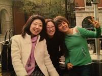 イタリア語学学校+皮革職人専門学校を体験された光川たつ枝さんのインタビュー