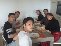 1年間のイタリア語学留学をフィレンツェで体験された原田耕助さんのインタビュー